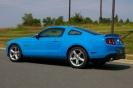 2010 Mustang GT Coupé Grabber Blue